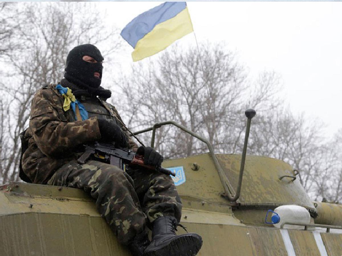 Под Николаевом танковая бригада имени Мазепы случайно обстреляла село