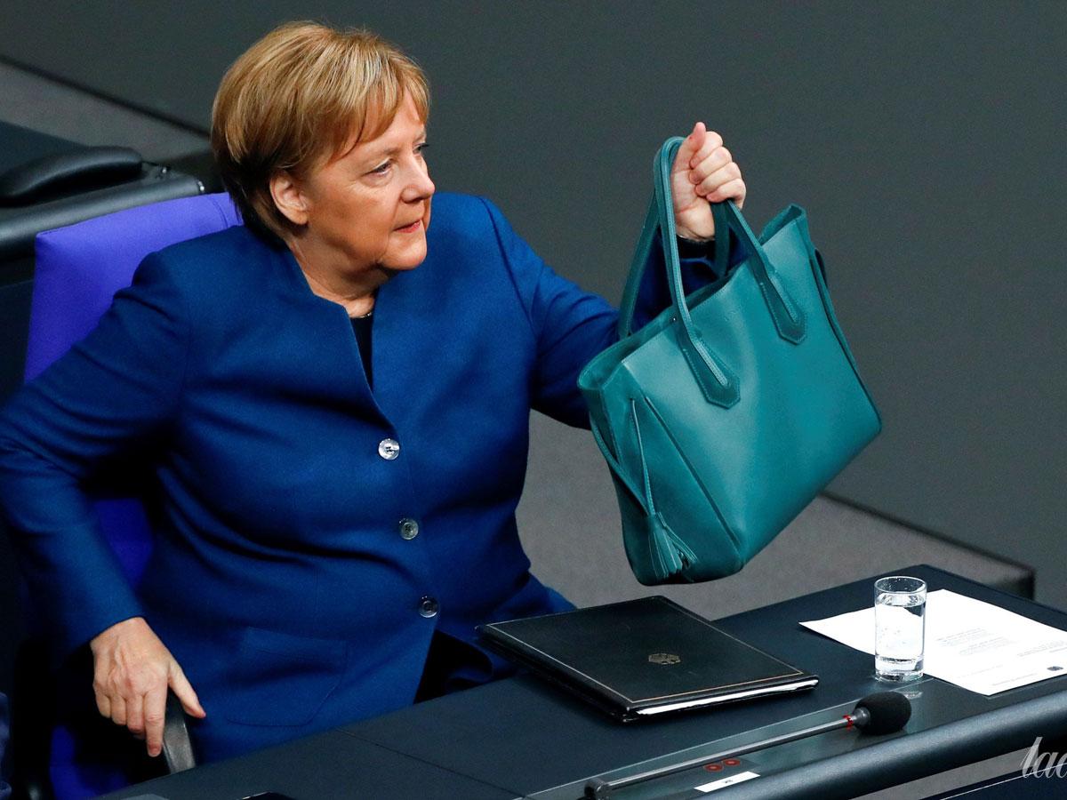 Путин и Меркель повышали голос друга на друга из-за Украины в 2014 году биограф канцлера ФРГ