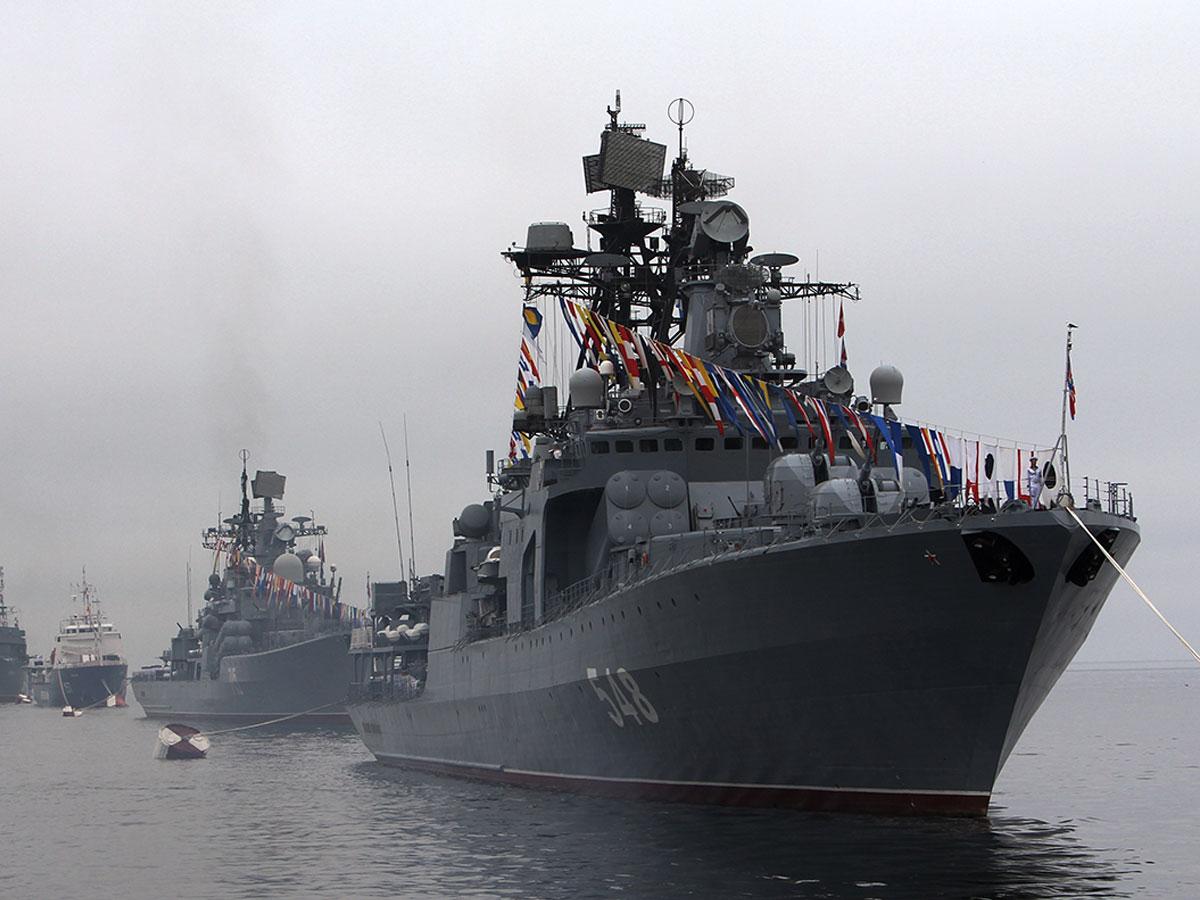 ВВМС Британии остался один действующий эсминец