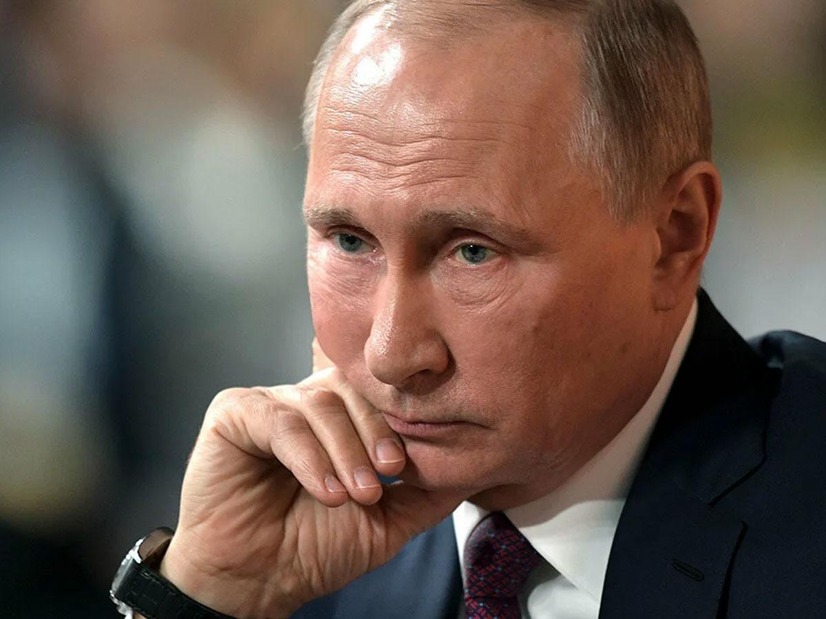 Владимир Путин назвал главных врагов общества