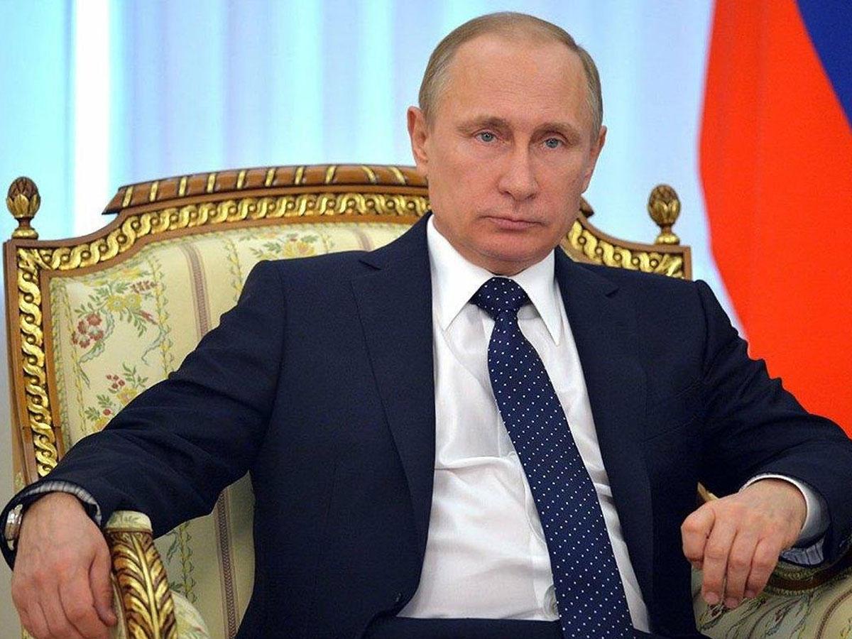 Путин наградил детского омбудмсена Анну Кузнецову Орденом Дружбы