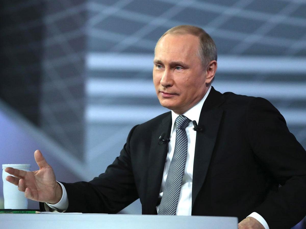 Владимир Путин предложил Совбезу РФ обсудить безопасность Союзного Государства