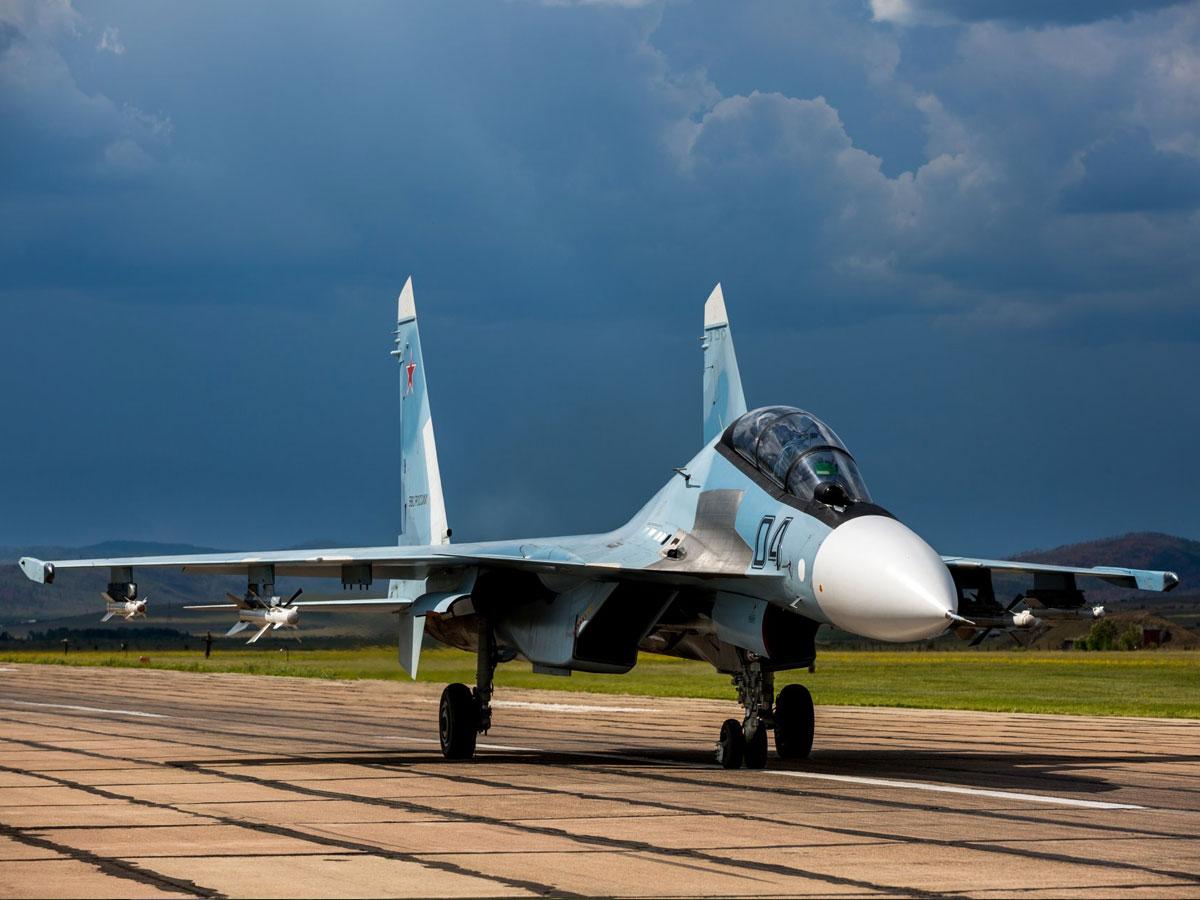На Украине изучают возможность производить истребители Су-27 и МиГ-29