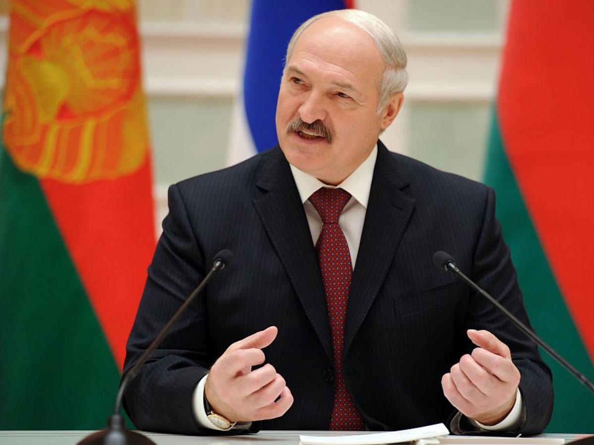 Лукашенко: белорусы непозволят сделать страну частью «санитарного кордона» вокруг России
