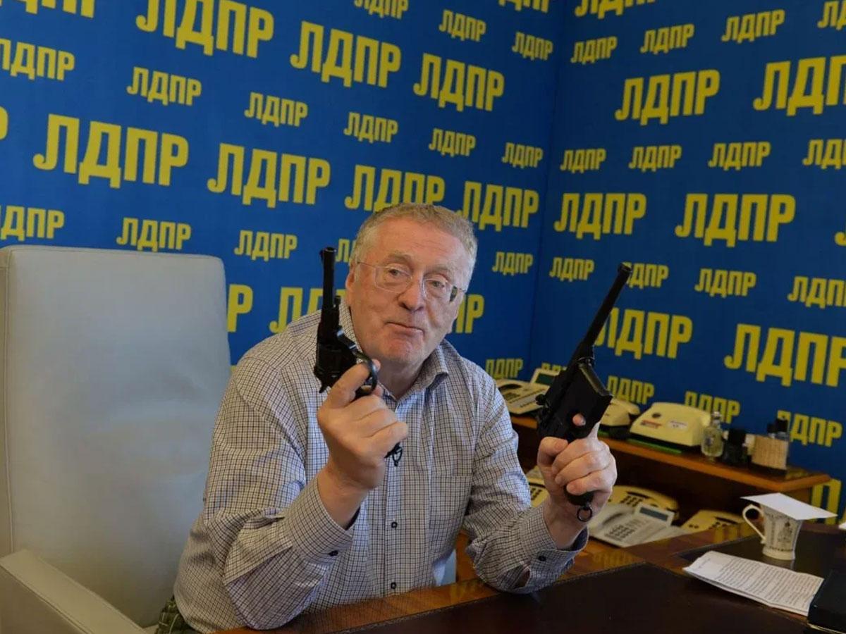 ЛДПР поддержит кандидатуру Володина на пост спикера Госдумы