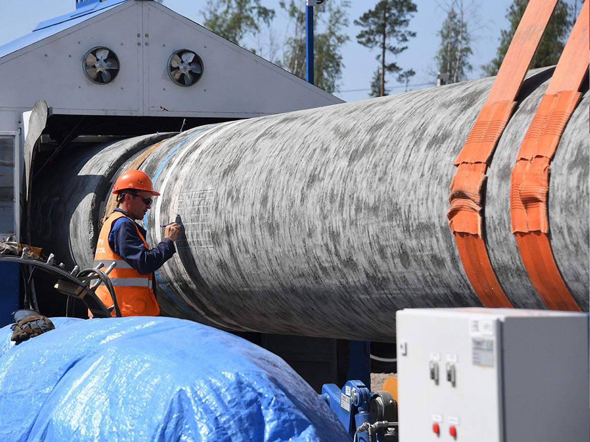 «Северный поток-2» создает новую геополитическую иэкономическую реальность вЕСимире