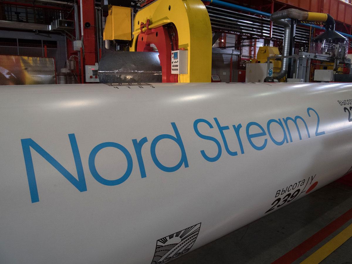 Bloomberg: ФРГ пойдёт наперекор США повопросу «Северного потока-2»