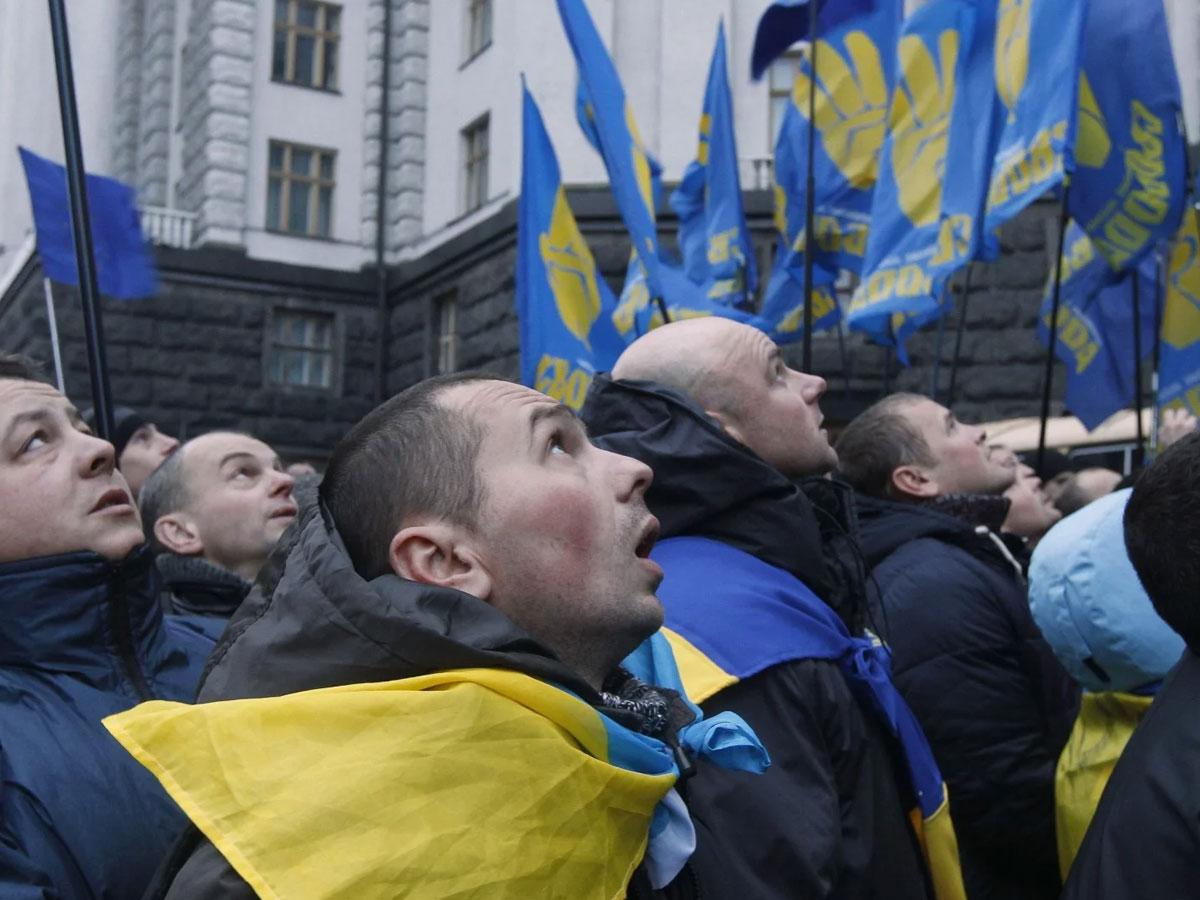 Олимпийской сборной Украины наказали говорить строго на«ридной мове»