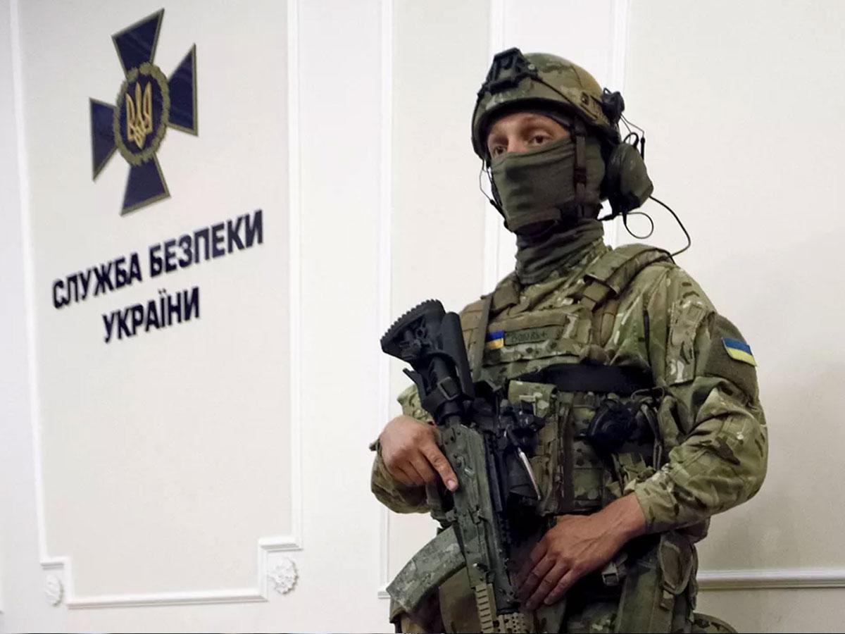 СБУ заявила оразоблачении «российской агентуры» среди чиновников