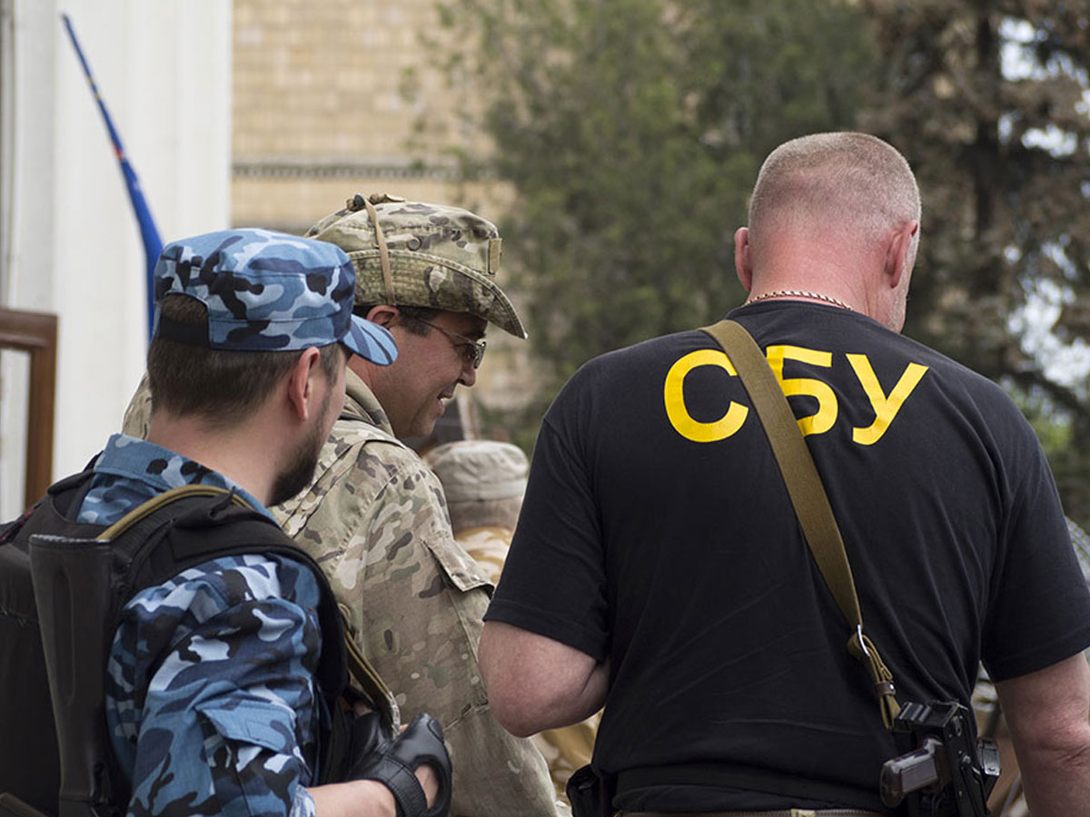 СБУ нейтрализовала «пророссийскую силовую ячейку»