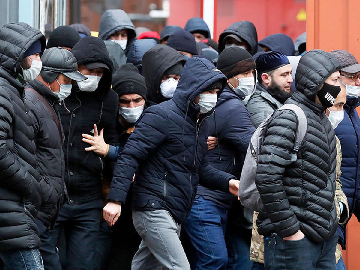 Власти Эстонии: готовы кнаплыву нелегальных мигрантов награнице!