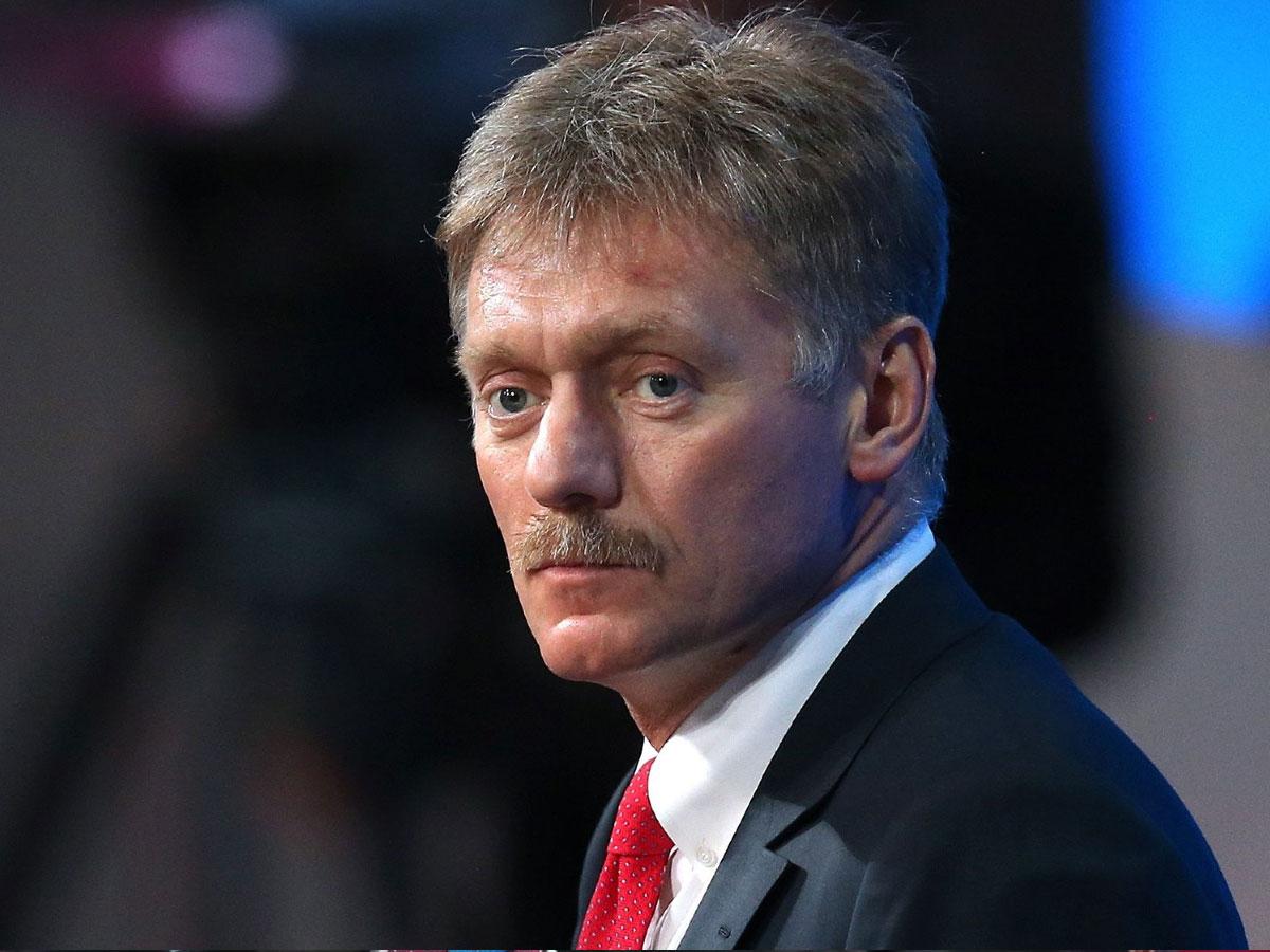 Дмитрий Песков назвал условия встречи президента России с любым президентом Украины