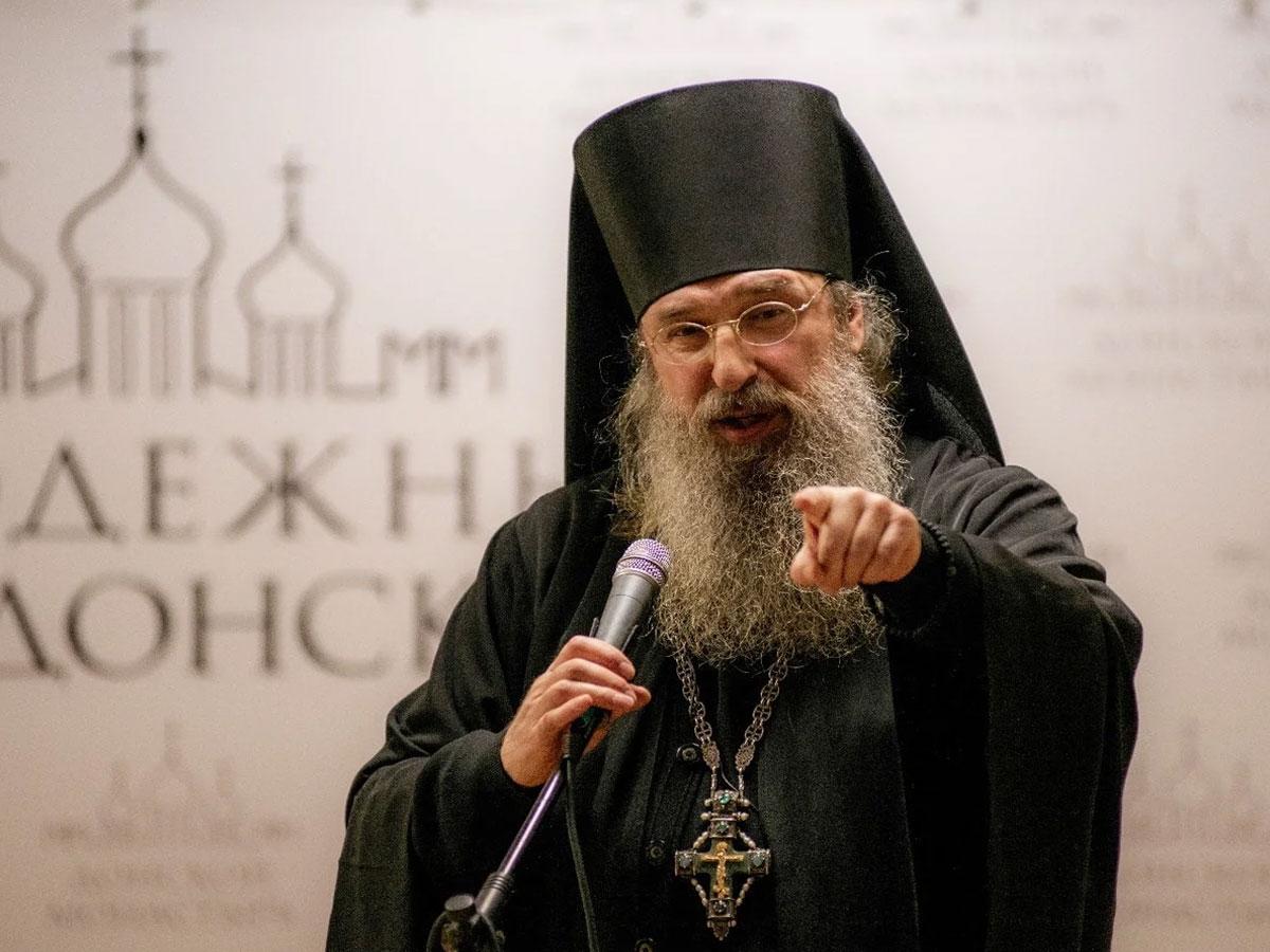 Архимандрит Мелхиседек (Артюхин) скрыл свою причастность к убийству оптинских новомучеников