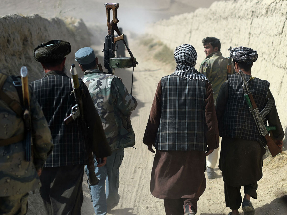 Талибы ивласти Узбекистана создали рабочие группы понескольким вопросам