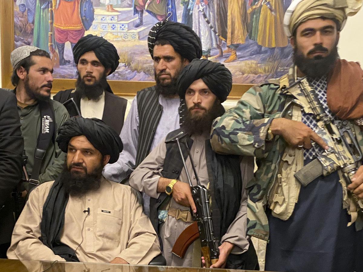 Талибы направили бойцов в афганскую провинцию у границы с Таджикистаном