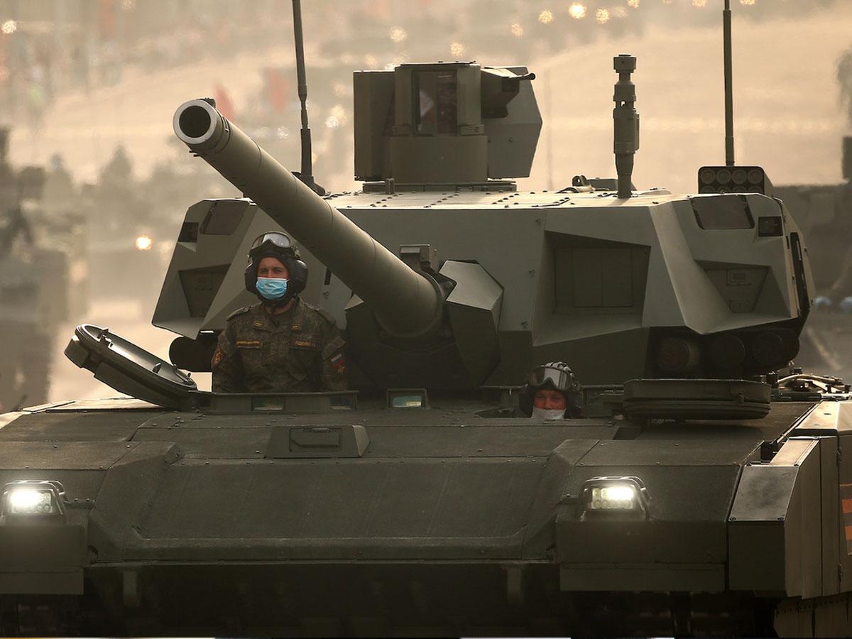 ВБритании испугались «леденящего кровь» российского танка