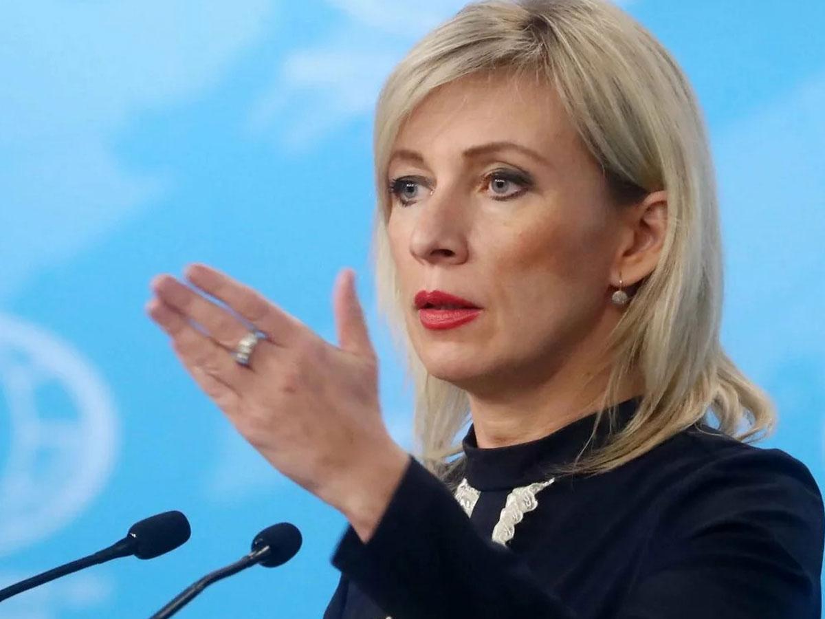 Наш ответ понравится немецким журналистам: Захарова жестко ответила на удаление каналов RT на Youtube