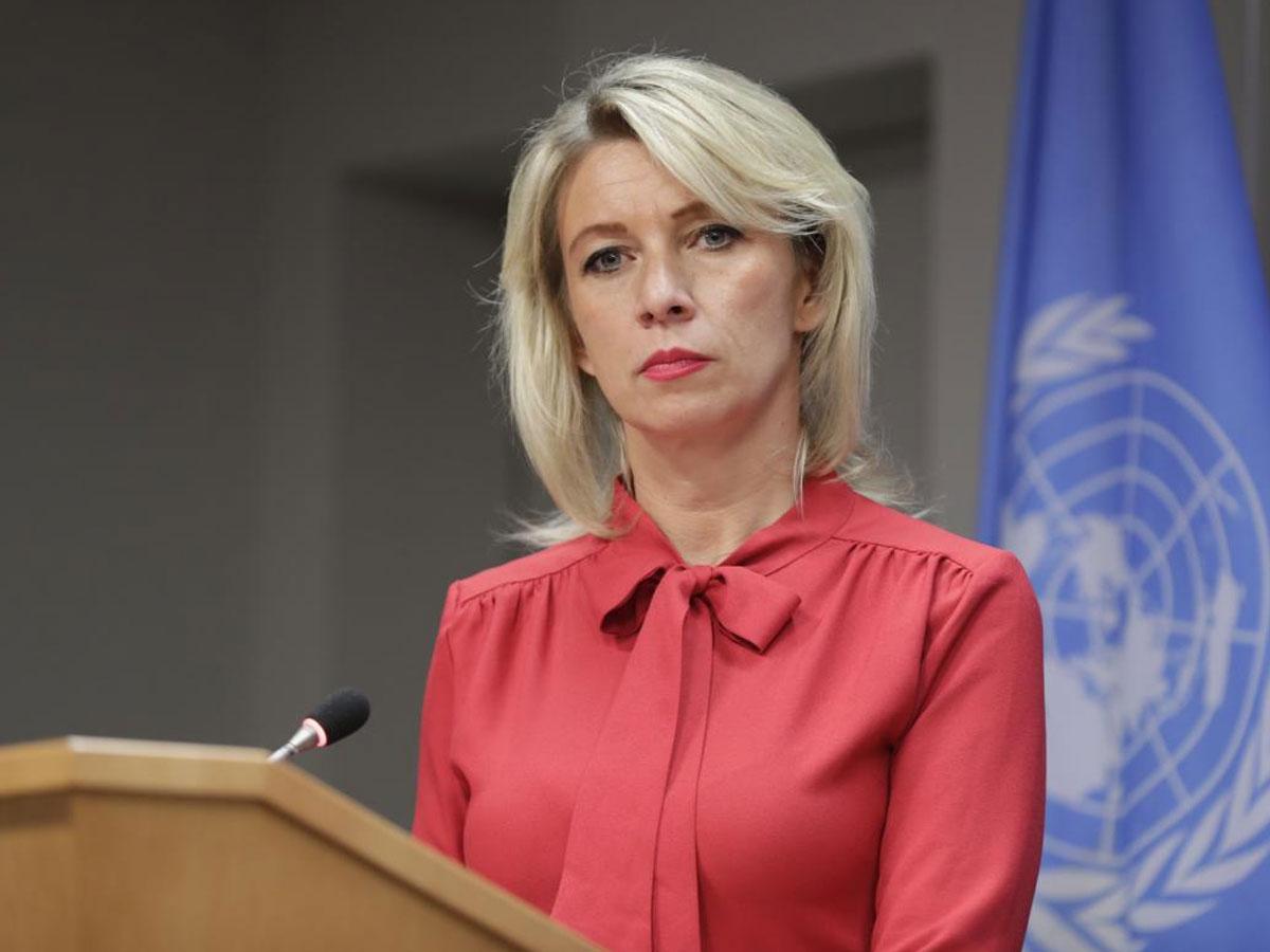 Мария Захарова призвала НАТО «унять распоясавшихся косовоалбанских радикалов»
