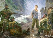 Воин-мученик Евгений Родионов должен быть возведен в ранг национальных героев