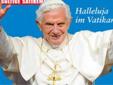 Ватикан передумал судиться с немецким сатирическим журналом