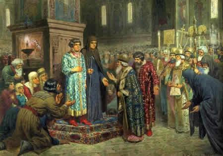 Помазанник Божий должен быть верным чадом Святой Церкви