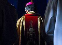Англиканские священники продемонстрируют модные облачения
