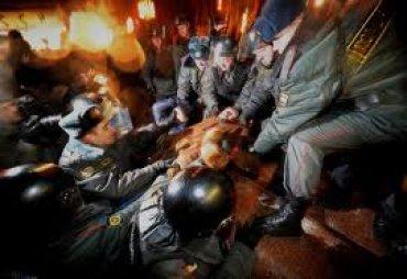 Социологи предсказывают в России массовые беспорядки