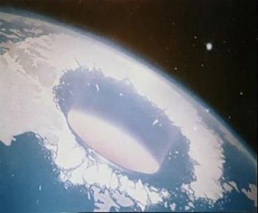Ученые считают, что внутри земли скрыт параллельный мир