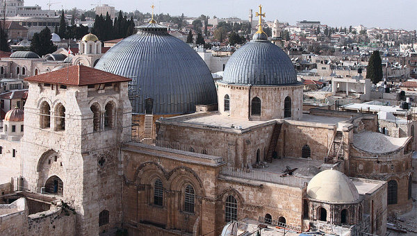 Почему хотят закрыть храм гроба Господня в Иерусалиме?