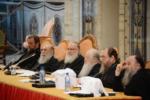 Вопрос о русификации богослужений больше не рассматривается