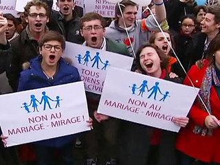 Московский Патриархат поддержал епископат Франции в вопросе легализации однополых браков