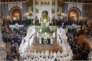 Современные литургические эксперименты в РПЦ