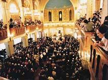 «В столице не хватает синагог», уверяет президент ФЕОР