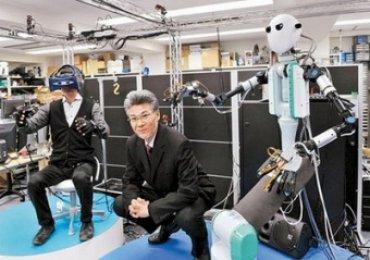 В Японии создана система виртуальной реальности, позволяющую вселяться в чужое тело