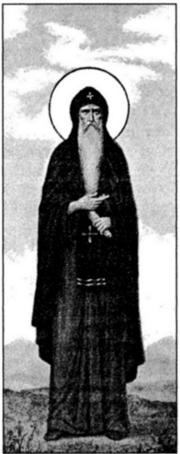 Житие преподобного Николая монаха