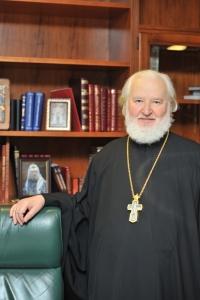 Ректор Свято-Тихоновского гуманитарного университета (ПСГТУ) протоиерей Владимир Воробьев