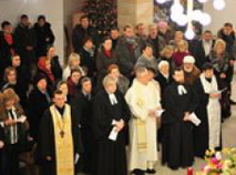 Экуменизм на Украине: молебен с еретиками и раскольниками