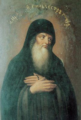 Житие преподобного Сильвестра Печерского