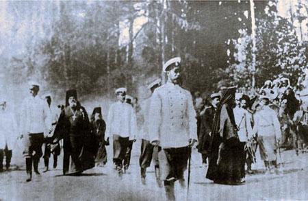 Хронология канонизации преп. Серафима Саровского