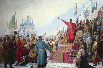 Переяславская рада: уговор дороже жизни
