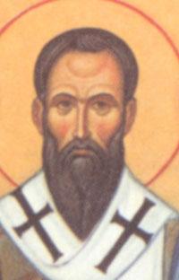 Святой Петр, епископ Севастийский