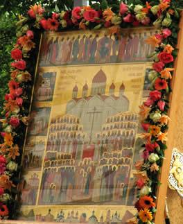 Слово в день памяти новомучеников и исповедников Российских.