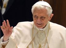 Папа римский Бенедикт XVI отрекся от ватиканского престола