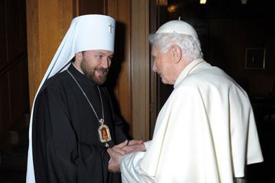 Уход папы Бенедикта дело вынужденное