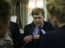 Депутаты об отказе Макфола посетить Госдуму: учить демократии всегда готов, а обсуждать убийства детей – нет