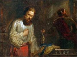 Свт. Игнатий (Брянчанинов). Поучение в Неделю мытаря и фарисея