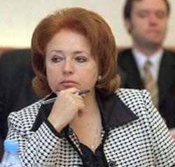 Бывший омбудсмен Верховной Рады Нина Карпачева