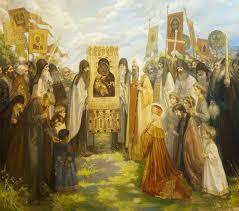 Вы забыли обеты Православной веры нашей...
