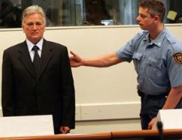 Международный трибунал по бывшей Югославии в Гааге освободил бывшего начальника Генерального Штаба югославской армии Момчило Перишича