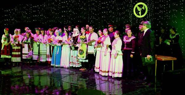 Фестиваль Оптинская весна